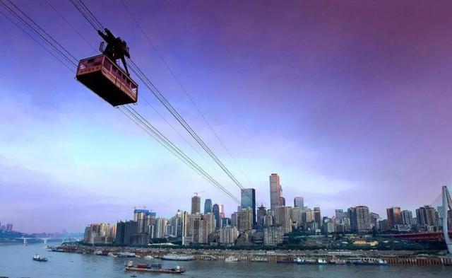 中国最年轻直辖市—新重庆今天22周岁,回忆过去立足现在展望未来
